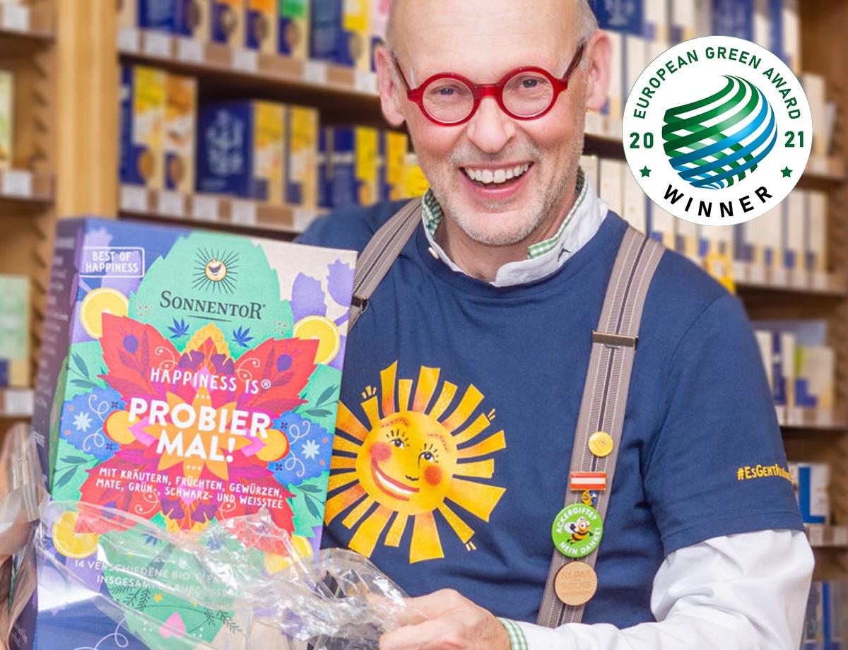 Sonnentor - European Green Award
