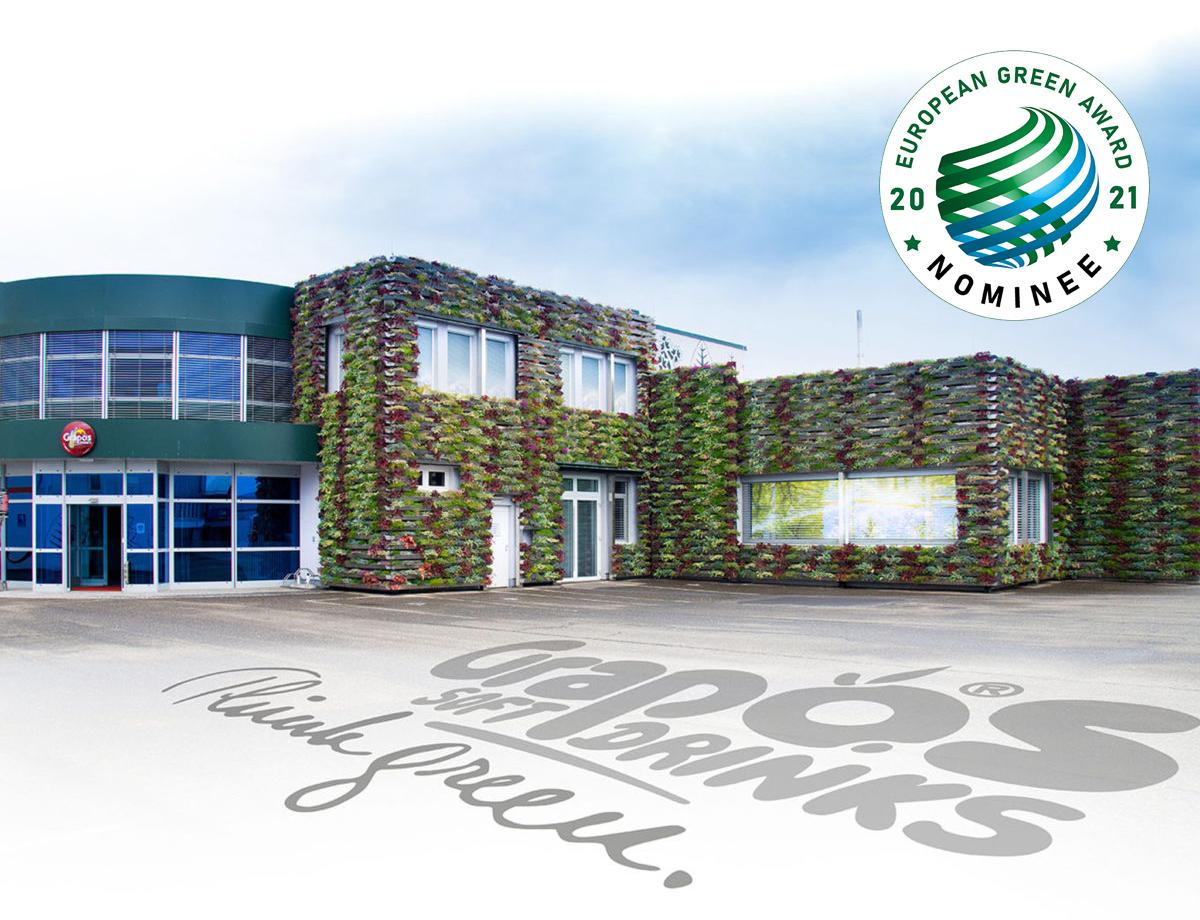 Grapos - European Green Award