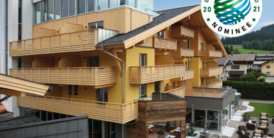 Hotel Gutjahr - European Green Award