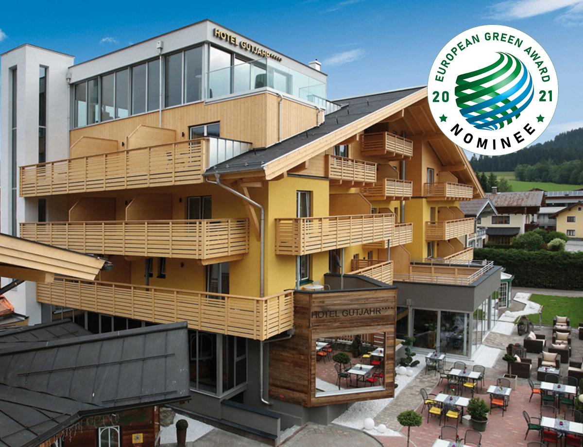 Hotel Gutjahr - European Green Award