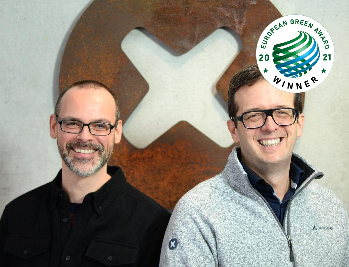 iFixit Europe - European Green Award