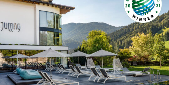 Juffing Hotel & Spa - European Green Award