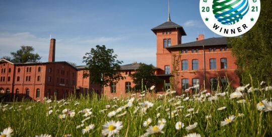 Landgut Stober - European Green Award