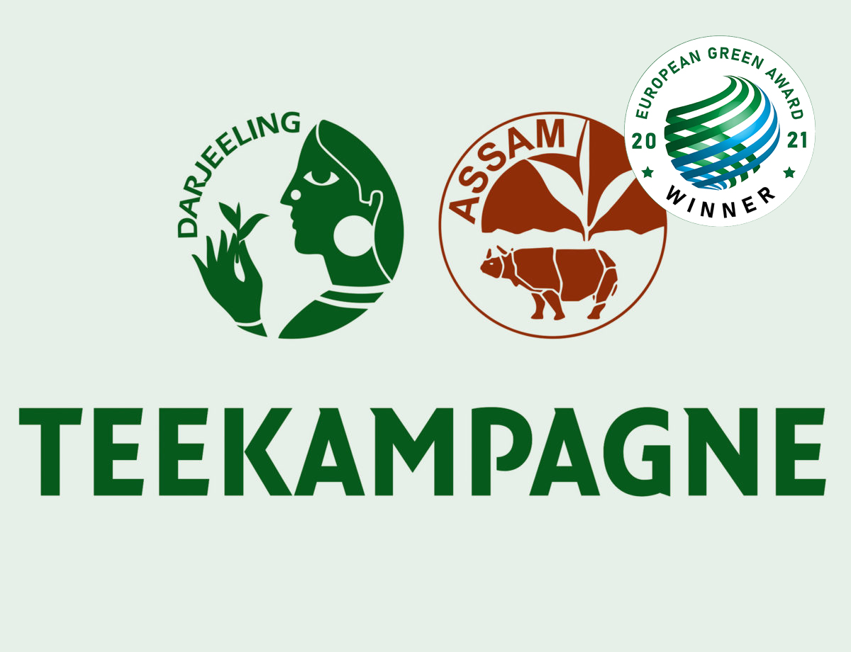 Teekampagne - European Green Award