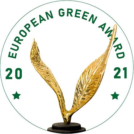Gold Trophy - European Green Award